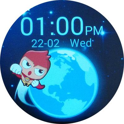 Oaxis smartwatch