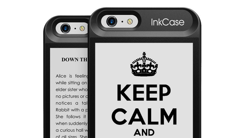 InkCase i6 eReader for iphone 6