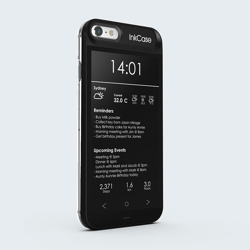 InkCase i6 eReader for iphone 6 image