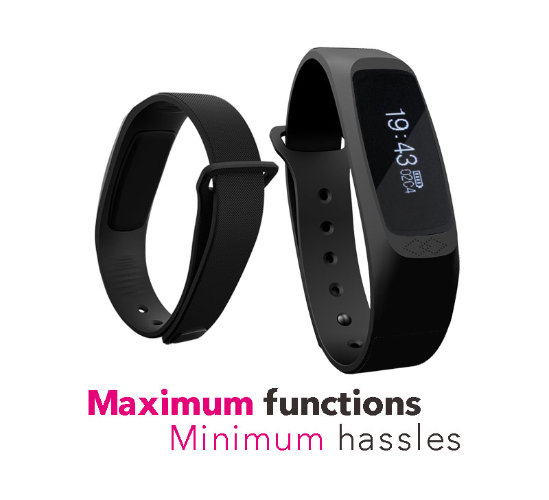 omni band+ fitness band
